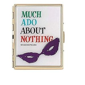Kate Spade Much Ado About Nothing Card Holder